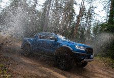 Легендарный Ford Ranger Raptor готов к любым испытаниям. Проверено лично