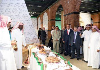 Саудовская Аравия — Москва. Выставка, как мост