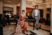 Андрей Осокин и Катрина Гупало дадут цикл концертов в поддержку гостиничной отрасли