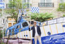 Hôtel de Crillon, A Rosewood Hotel превратится в яхт-клуб по случаю столетия коктейля Negroni