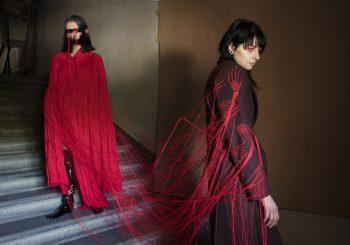 Показ моды от молодых латвийских дизайнеров впервые будет транслироваться в сети