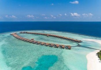 Курорт Anantara Kihavah Maldives стал Лучшим островным отелем