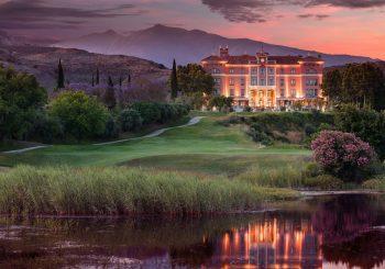 Спа-центр курорта Anantara Villa Padierna Palace Benahavis Marbella Resort стал лучшим оздоровительным комплексом Испании