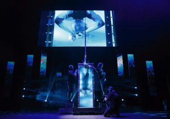 Эндрю Бассо выступит в Риге во время гастролей шоу «Иллюзионисты»