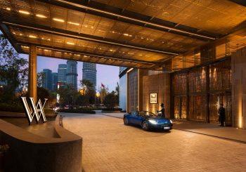 Waldorf Astoria и Aston Martin — идеальный дуэт