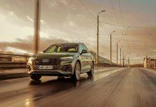 Обновленный Audi Q5 поступил в продажу по всей Европе