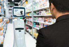 Автоматизированные магазины, умные тележки, роботы 5G: будущее розничной торговли