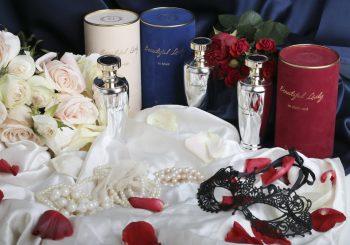 Dzintars выпустил три новых аромата, объединенных в линейку Beautiful Lady