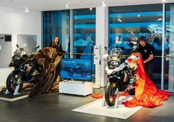 Усовершенствованный BMW Motorrad