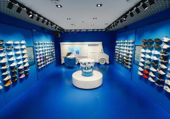 В Akropole открылся первый в Балтии магазин концепции Ballzy Lifestyle – Ballzy Ice