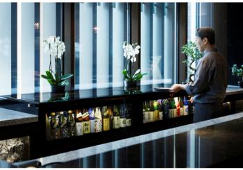 В The Chedi Andermatt одна из самых больших коллекций саке в Европе