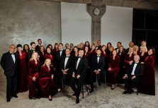 Православный хор «Благовест» даст концерт в рамках Рижского фестиваля A Cappella