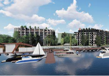 Pro Kapital построит новый жилой дом Blue Marine на исторической Кливерсале