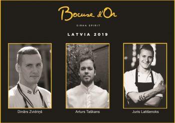 """Латвийские повара будут бороться за участие во всемирно знаменитом """"Bocuse d'Or""""!"""