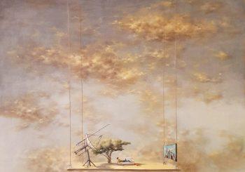 В галерее MuseumLV откроется персональная выставка Илзы Смилдзини «Где-то там же»