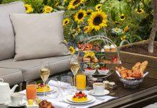 Hôtel Barrière Le Fouquet's Paris представляет обновленный интерьер ресторана Le Joy