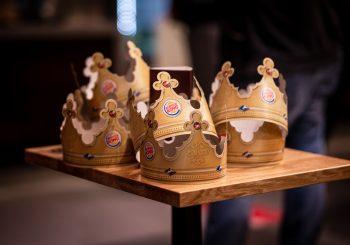 В Akropole открыт первый в Латвии ресторан Burger King