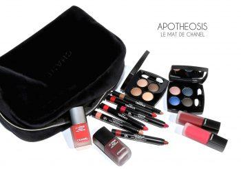 Chanel Apotheosis: цвета холодной зимы