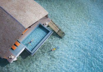 Club Med Fusions. Гастрономическое шоу на Мальдивах