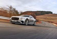 Bentley представил новый Continental GT Speed
