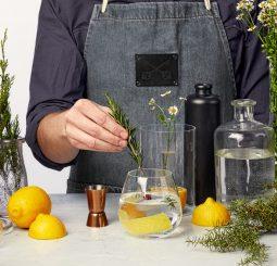 Cross Keys Gin. Джин со вкусом ромашки