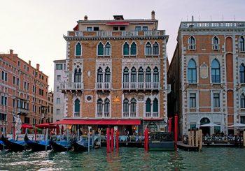Новогодний гала-ужин в отеле Bauer Palazzo в Венеции