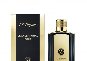 Be Exceptional Gold — ветер странствий от S.T. Dupont