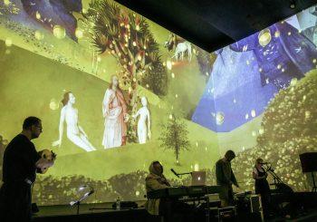 Аудио-визуальный концерт/медитация Deep reflections пройдет в Digital Art House