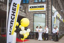 В Риге открывается новый магазин Kärcher Centrs