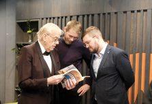Презентация книги «География на вкус. Латвия». Приглашаются все