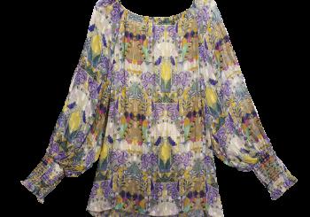 София Санчес де Бетак запустила капсульную коллекцию одежды, посвященную Перу (часть 2)