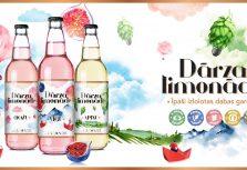Dārza limonāde – созданный в Латвии натуральный высококачественный лимонад