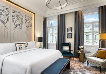 Matild Palace, a Luxury Collection Hotel открылся после масштабной реновации