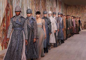 Dior Haute Couture осень-зима 2021–2022