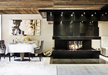 Мишленовский повар Рюдзи Тешима в швейцарском отеле Ultima Gstaad
