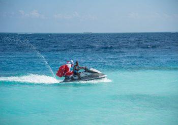 Зимние праздники в Emerald Maldives Resort & Spa