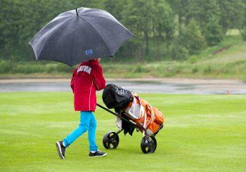 Пришло время гольфа