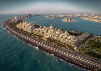 В Дубае своих первых гостей принял новый отель-дворец Emerald Palace Kempinski