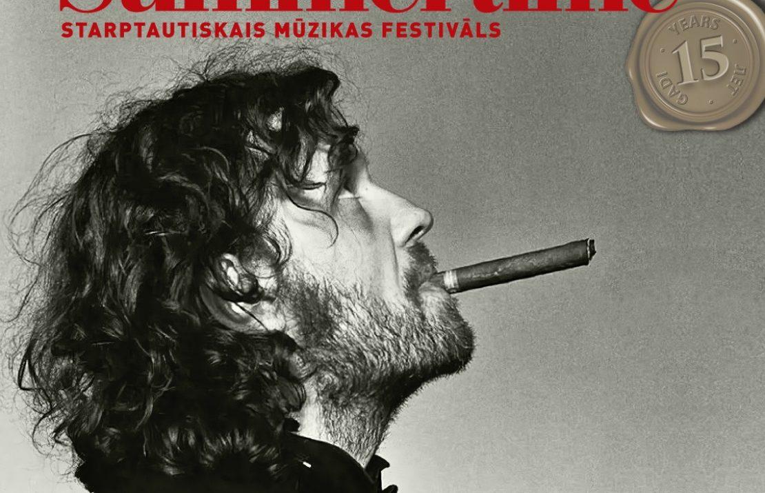 Эмир Кустурица выступит в Юрмале на фестивале Summertime 7 августа