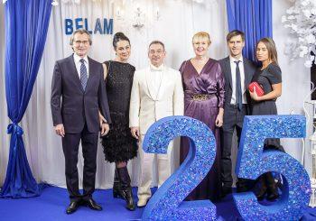 Компания Belam-Riga отпраздновала свой юбилей