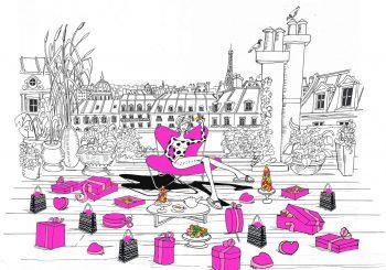 В парижском отеле Fauchon L'Hotel — специальное предложение AM BEAUTIFUL