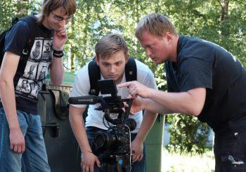 Проект. Учимся снимать кино