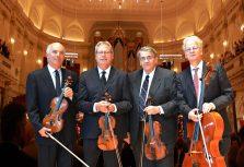 Ярчайший The Fine Arts Quartet из Чикаго добрался до Риги