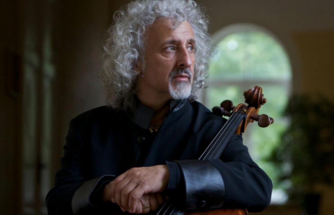 Миша Майский проведёт мастер-классы для молодых латвийских виолончелистов