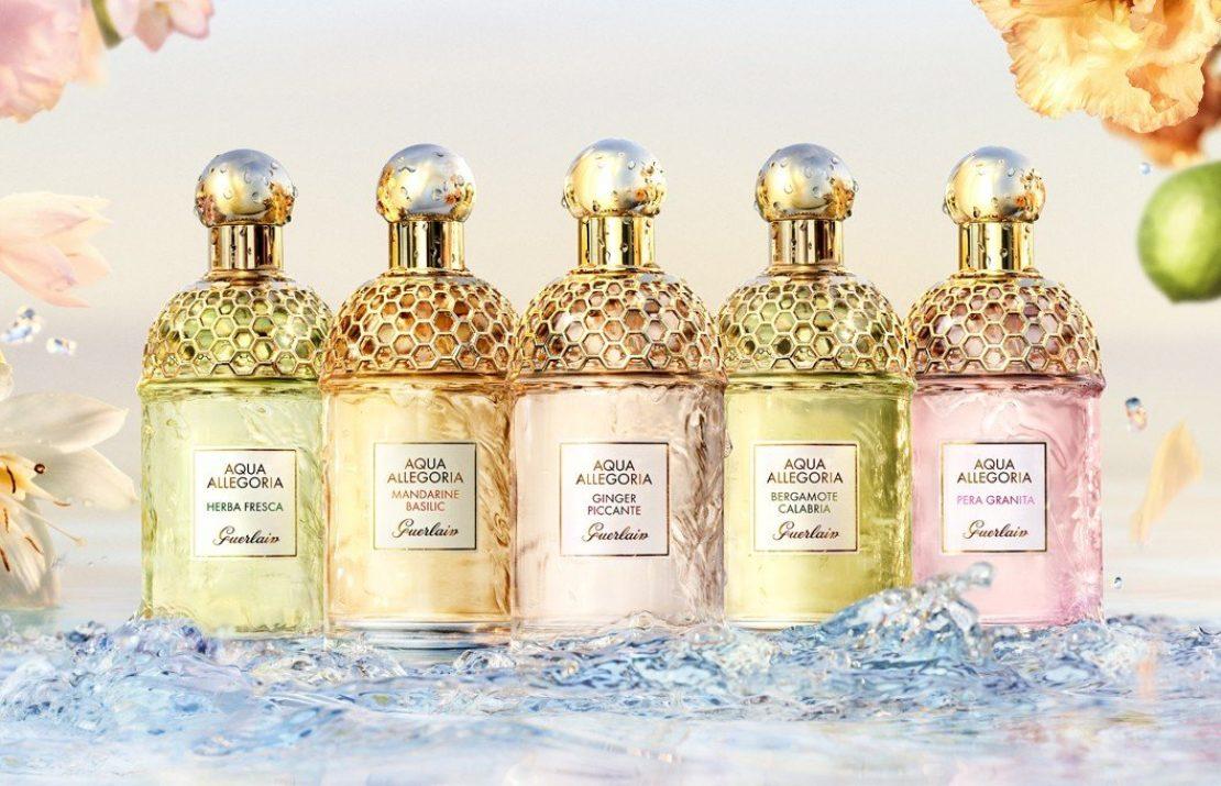 Aqua Allegoria от Guerlain: ароматы этого лета