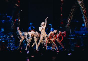 Полина Гагарина выступит в Риге с новым шоу