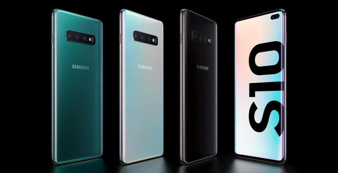 Новый Galaxy S10: отличный дисплей, камеры и функционал