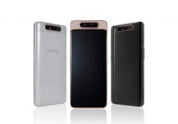 Samsung представляет новые смартфоны серии Galaxy A