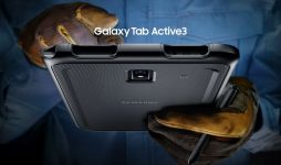 Новый Galaxy Tab Active3 — чрезвычайно прочный планшет для суровых условий