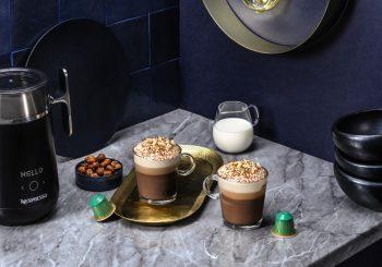 Праздничные рецепты с кофе Nespresso